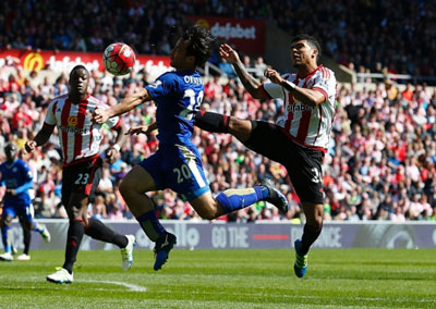 Chi tiết Sunderland - Leicester City: Hy vọng tan biến (KT) - 5