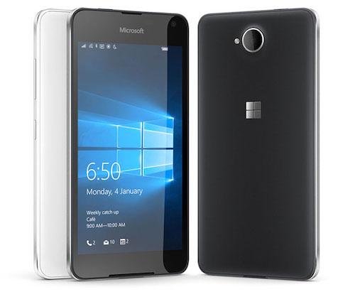 Microsoft trình làng Lumia 650 giá rẻ chạy Windows 10 - 1