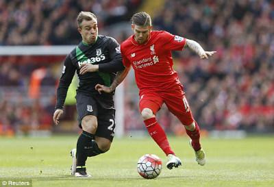 Chi tiết Liverpool - Stoke: Tình thế an bài (KT) - 5