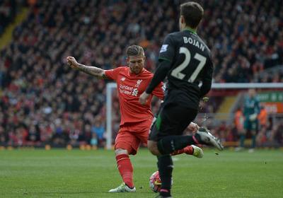 Chi tiết Liverpool - Stoke: Tình thế an bài (KT) - 3