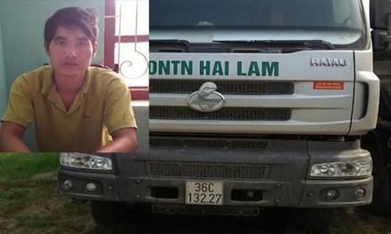 Bắt giữ tải xế đâm chết 2 mẹ con trên quốc lộ - 1