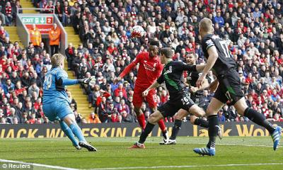 Chi tiết Liverpool - Stoke: Tình thế an bài (KT) - 7