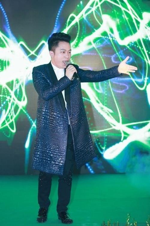 Tùng Dương, Uyên Linh cháy hết mình với khán giả - 2
