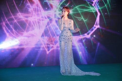 Tùng Dương, Uyên Linh cháy hết mình với khán giả - 6