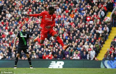Chi tiết Liverpool - Stoke: Tình thế an bài (KT) - 8