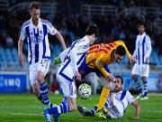 Bóng đá - Chi tiết Sociedad - Barca: Xuất thần Rulli (KT)