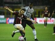 Bóng đá - AC Milan - Juventus: Xứng danh đại chiến