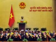 Tin tức trong ngày - Những điểm đặc biệt của Chính phủ mới