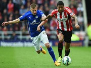 """Bóng đá - Sunderland - Leicester: Vỡ òa """"cú đúp vàng"""""""