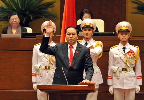 Bầu lại Chủ tịch nước, Chủ tịch QH, Thủ tướng vào tháng 7 - 1