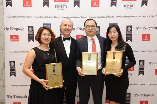 Vingroup đồng loạt đạt 3 giải nhất tại Giải thưởng BĐS Châu Á Thái Bình Dương - 1