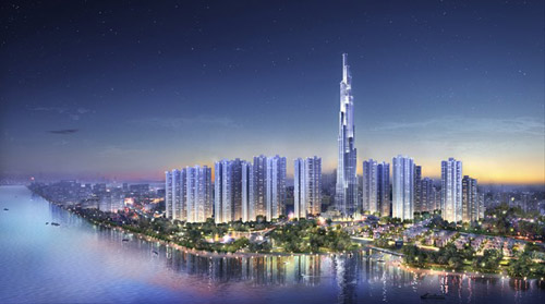 Vingroup đồng loạt đạt 3 giải nhất tại Giải thưởng BĐS Châu Á Thái Bình Dương - 3