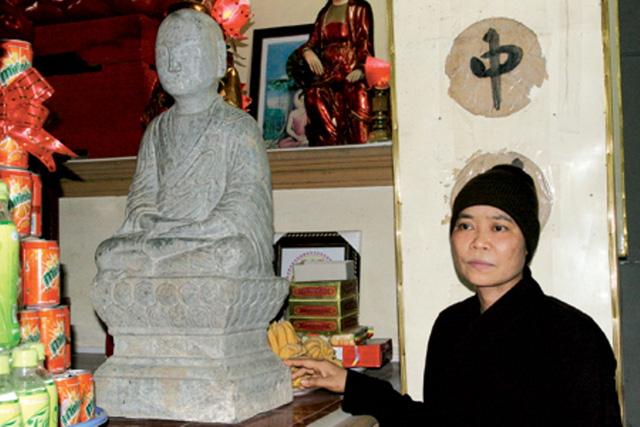 Sự thật về hang động có mùi thơm lạ ở chùa Nhẫm Dương - 4