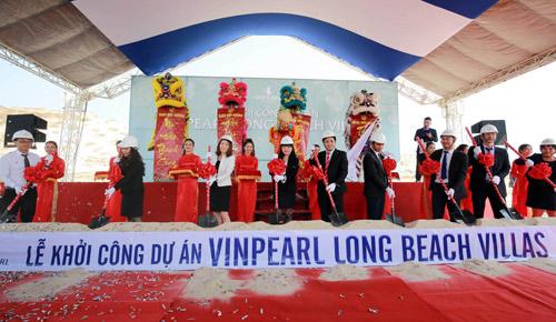 Vingroup khởi công Vinpearl Long Beach Villas - 1