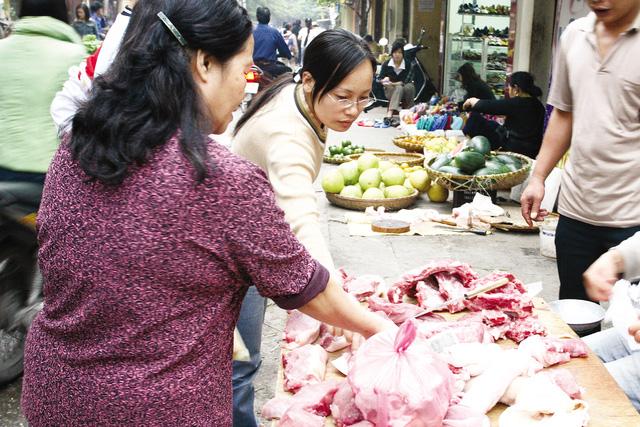 Cách nào để loại bỏ chất tạo nạc trong thịt lợn? - 1