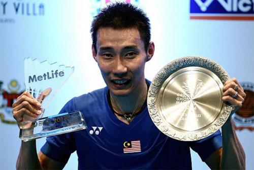 Kinh điển cầu lông: Lee Chong Wei hạ đẹp Chen Long - 1