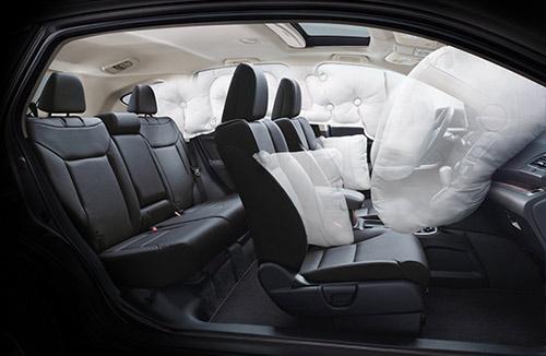 Honda VN chính thức giới thiệu Honda CR-V 2.4 phiên bản cao cấp - 1