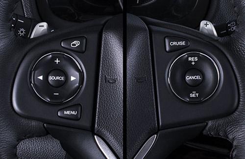 Honda VN chính thức giới thiệu Honda CR-V 2.4 phiên bản cao cấp - 3