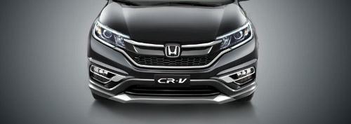 Honda VN chính thức giới thiệu Honda CR-V 2.4 phiên bản cao cấp - 5