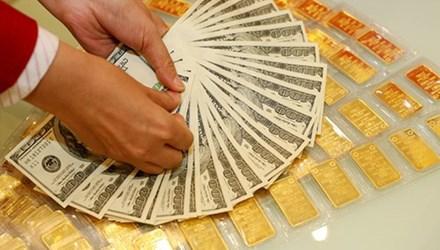 Giá vàng thế giới bật tăng trở lại - 1