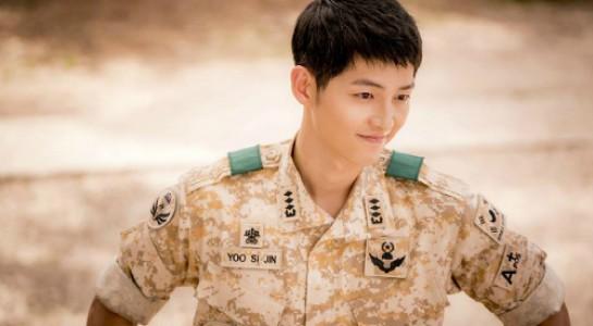 Đại uý Yoo trong Hậu duệ mặt trời làm đại sứ du lịch HQ - 1