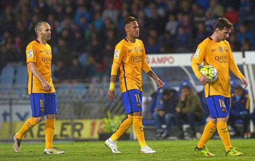 Barca tìm cú ăn ba lần 3: Thức tỉnh ngay còn kịp - 3