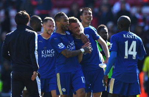 """""""Cổ tích"""" Leicester: Giấc mơ của Liga và châu Âu - 1"""