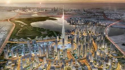 Dubai sắp xây toà nhà cao nhất thế giới - 1