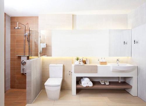 4 mẫu phòng tắm đẳng cấp phù hợp với mọi diện tích - 4