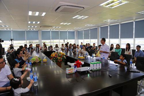 Vinamilk – chất lượng quốc tế cho gia đình Việt - 1