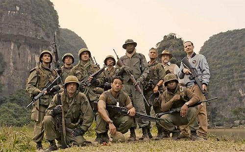 """""""Kong: Skull Island"""" lần đầu hé lộ các cảnh quay ở VN - 1"""