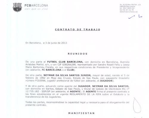 Lộ mức lương thực của Neymar: Không xứng tầm đẳng cấp - 2