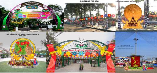 Khu vui chơi Thỏ Trắng tưng bừng chào đón mùa lễ hội 30/04 – 1/5 - 1