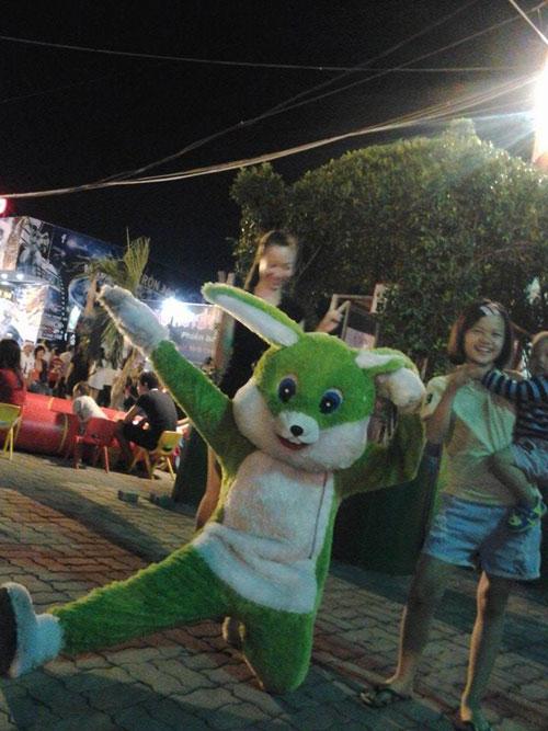 Khu vui chơi Thỏ Trắng tưng bừng chào đón mùa lễ hội 30/04 – 1/5 - 2