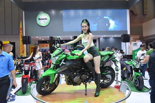 Benelli cùng lúc trưng bày đủ các dòng xe tại triển lãm mô tô, xe máy 2016 - 4