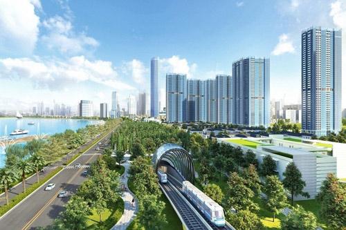 Vingroup công bố dự án đẳng cấp Vinhomes Golden River - 2