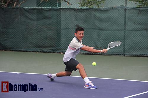BXH tennis 11/4: Hoàng Nam tụt 31 bậc xuống tốp 900 - 1