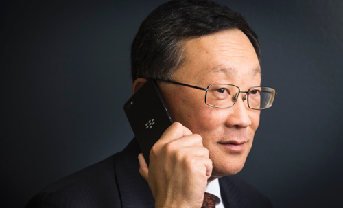 """Sếp"" BlackBerry khẳng định sắp tung 2 smartphone Android mới - 1"