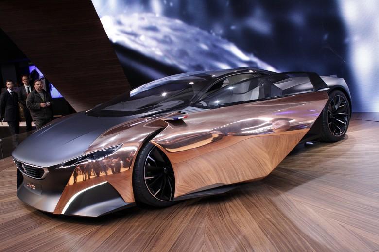 """Top 15 siêu xe concept khiến người yêu xe """"thèm nhỏ dãi"""" (P2) - 6"""