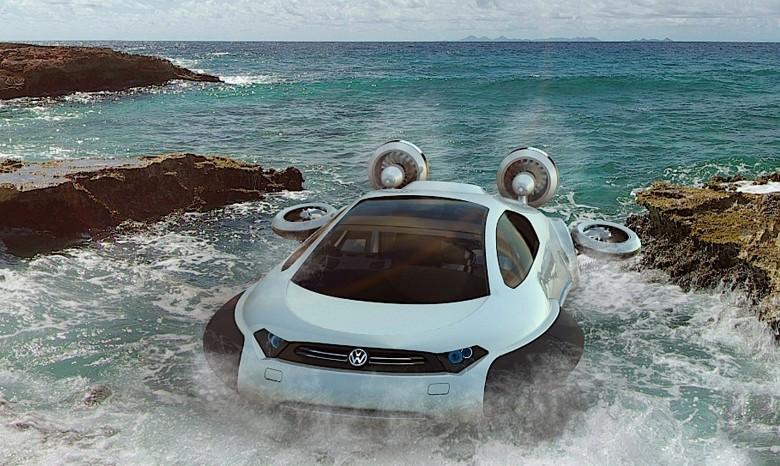 """Top 15 siêu xe concept khiến người yêu xe """"thèm nhỏ dãi"""" (P2) - 5"""