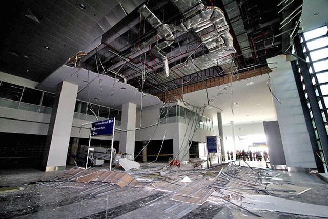 Philippines thuê thầy phong thuỷ trừ tà ma sân bay - 1