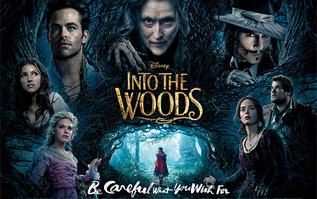 Trailer phim: Into the Woods - 1