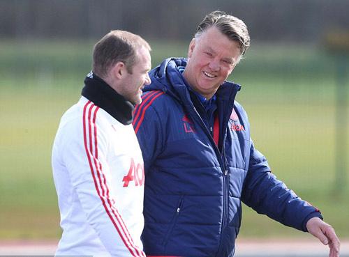 Tái xuất, Rooney chơi xông xáo ở đội U21 MU - 10