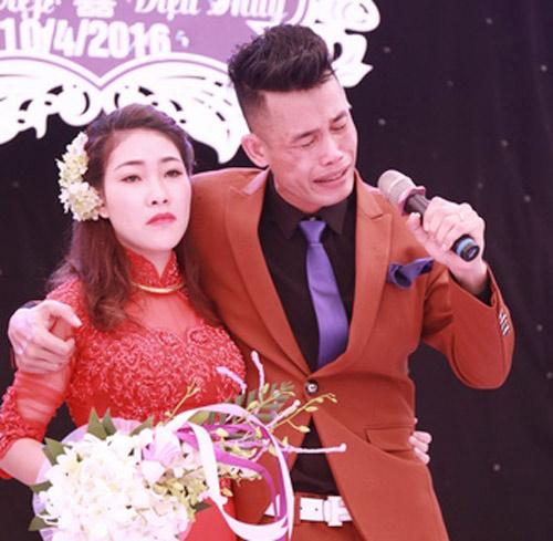 """Sao nam Việt """"mạnh mấy cũng yếu"""" trong ngày cưới vợ - 1"""