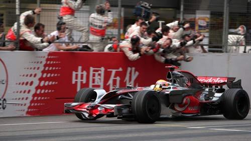 """F1 đến Thượng Hải: """"Thánh địa"""" của Hamilton - 1"""