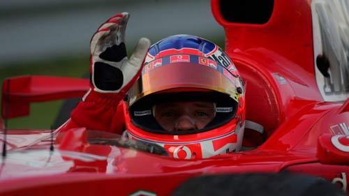 """F1 đến Thượng Hải: """"Thánh địa"""" của Hamilton - 3"""
