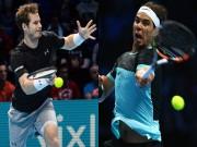 Thể thao - Monte Carlo ngày 1: Nadal & Murray làm nóng