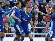 """Bóng đá - Tiêu điểm vòng 33 NHA: Leicester trên đỉnh, MU """"xuống vực"""""""
