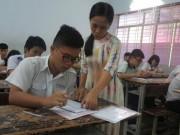 Giáo dục - du học - 10 điều học sinh cần lưu ý trong tuyển sinh lớp 10