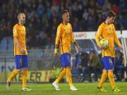 Bóng đá - Barca tìm cú ăn ba lần 3: Thức tỉnh ngay còn kịp